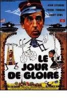 Affiche du film Le jour de gloire
