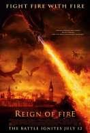 Affiche du film Le r�gne du feu