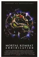 Affiche du film Mortal Kombat, destruction finale
