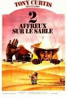 Affiche du film Deux Affreux Sur le Sable