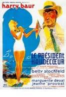 Affiche du film Le President Haudecoeur