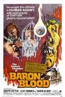 Affiche du film Le Baron Vampire