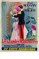 Les grandes manoeuvres, le film