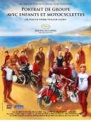 Portrait de groupe avec enfants et motocyclettes, le film
