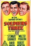 Affiche du film Trois Troupiers