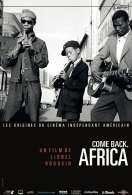 Come Back Africa, le film