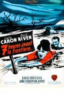 Affiche du film Sept Heures Avant la Frontiere