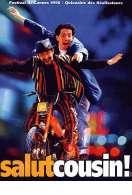 Affiche du film Salut cousin !