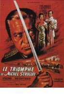 Affiche du film Le Triomphe de Michel Strogoff