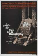 Affiche du film Une guillotine pour deux