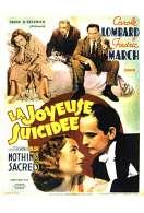 Affiche du film La Joyeuse Suicidee