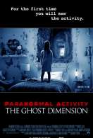 Affiche du film Paranormal Activity 5 Ghost Dimension