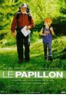 Affiche du film Le papillon