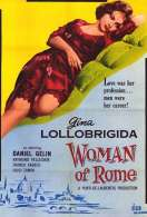 Affiche du film La Belle Romaine