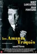 Affiche du film Les Amants Traques