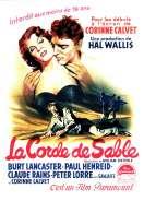 Affiche du film La Corde de Sable