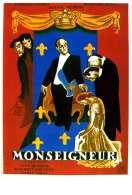Affiche du film Monseigneur