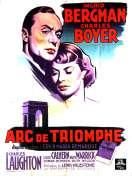Affiche du film Arc de Triomphe
