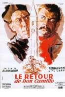 Affiche du film Le retour de don camillo