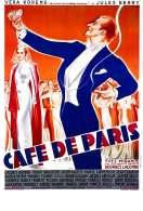 Affiche du film Caf� de Paris