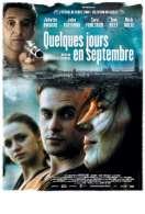 Affiche du film Quelques jours en septembre