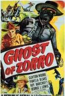 Le Fantome de Zorro, le film