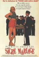 Affiche du film Sacre Mariage