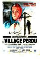Affiche du film Le Village Perdu