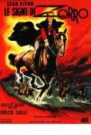 Affiche du film Le Signe de Zorro