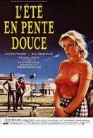Affiche du film L'ete en Pente Douce