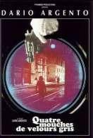 Quatre Mouches de Velours Gris, le film