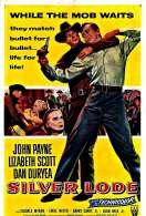 Affiche du film Quatre Etranges Cavaliers