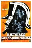Affiche du film Histoires Extraordinaires