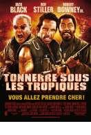 Affiche du film Tonnerre sous les Tropiques