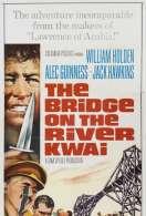 Affiche du film Le pont de la Rivi�re Kwa�