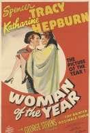 Affiche du film La femme de l'ann�e