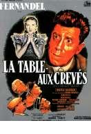 Affiche du film La table aux crev�s
