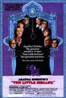 Affiche du film Dix petits n�gres
