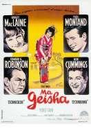 Affiche du film Ma geisha