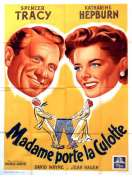 Affiche du film Madame porte la culotte