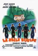 Affiche du film La belle �quipe