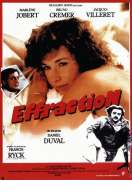 Affiche du film Effraction
