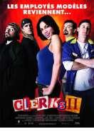 Affiche du film Clerks II