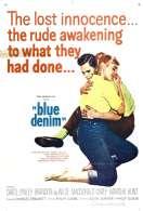 Affiche du film La Fille en Blue Jeans
