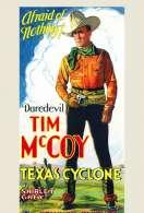 Texas Cyclone, le film