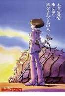 Affiche du film Nausica�, la vall�e du vent
