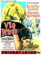 Affiche du film Vie priv�e