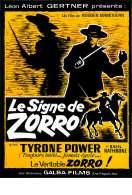 Le Signe de Zorro, le film
