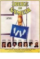 Affiche du film Drole de Samedi