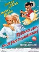 Affiche du film Retenez Moi ou Je Fais Un Malheur